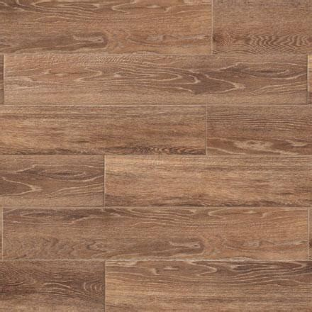 "Ragno Cambridge Brown Oak 6"" Tile Flooring"
