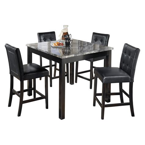 Ashley furniture living room chairs. Signature Design by Ashley Maysville 5 Piece Counter Height Dining Table Set, | eBay