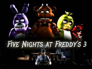 Freddy's 3 Nights at Five