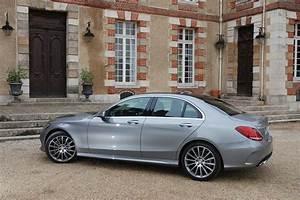 Mercedes Classe C Blanche : essai mercedes c220 bluetec motorlegend ~ Gottalentnigeria.com Avis de Voitures