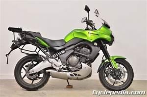 Cyclepedia Kawasaki Kle650 Versys Online Motorcycle Service Manual