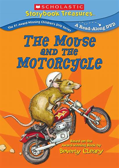 Motorcycle Mouse Ralph Cleary Beverly