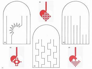 211 best images about paper heart baskets christmas With woven heart basket template