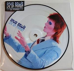 David Bowie - Life On Mars? * 40th. Anniversary Limited ...