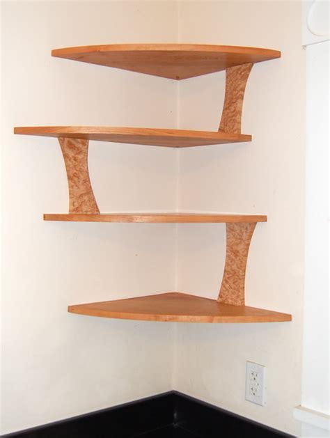 Pantry Ideas For Small Kitchen - corner shelf daniel wetmore