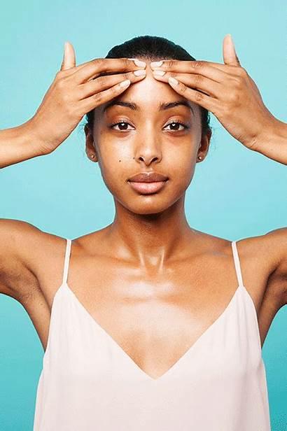 Skin Massage Face Facial Massaging Oil Jawline