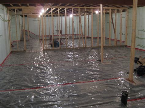 basement floor water barrier basement waterproofing philadelphia pa worthington