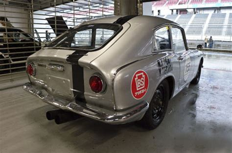 Honda S800 Coupe Modified Race Car  In 2 Motorsports