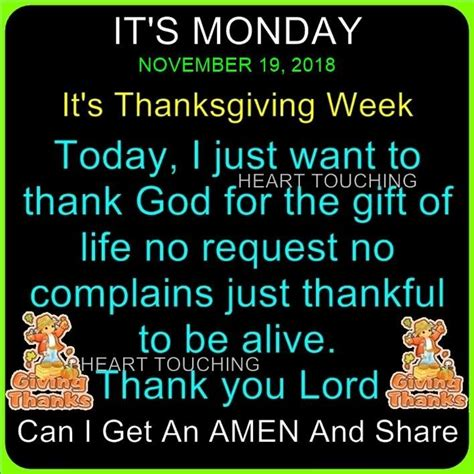 monday thanksgiving week pictures   images