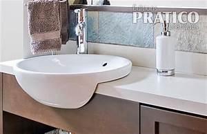 Lavabo Rectangulaire étroit : lavabo d bordant de beaut salle de bain inspirations ~ Edinachiropracticcenter.com Idées de Décoration
