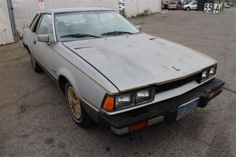 1981 Datsun 200sx by 1981 Datsun 200sx Automatic 4 Cylinder No Reserve For Sale