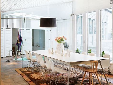 Nordic Homes: Swimming pool in the kitchen   Nordic Bliss