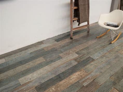 rustic wood looking tile floor rustic living room