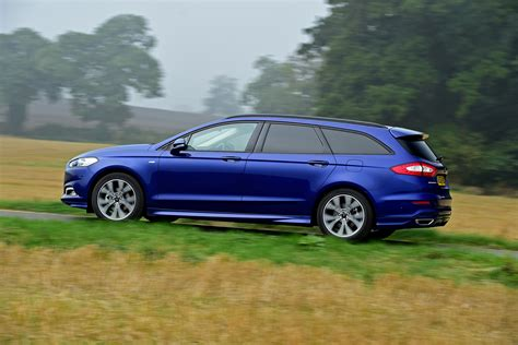Ford Mondeo St Line Estate 2018 Review Pictures Auto