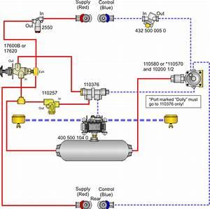 Peterbilt Brake Light Wiring Diagram  Parts  Wiring