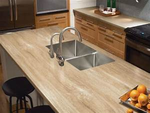 Cheap kitchen countertops pictures ideas from hgtv hgtv for Formica laminate flooring prices