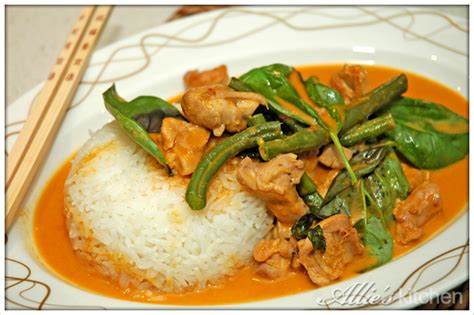 panang curry recipe panang curry with chicken recipe dishmaps