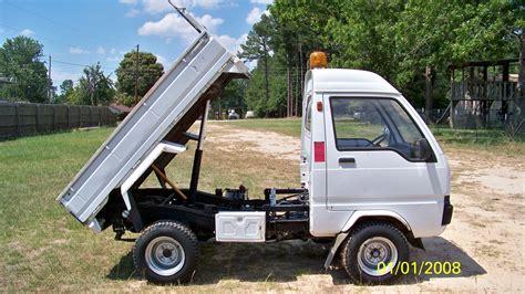 Mitsubishi Mini Cab Left Hand Drive Dump 530000