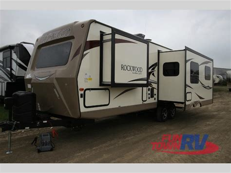 ultra light travel trailers forest river rockwood ultra lite travel trailers aluminum
