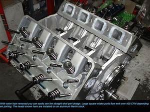 Hot Rod Engine Tech Hemi Head Chevy Big Blocks