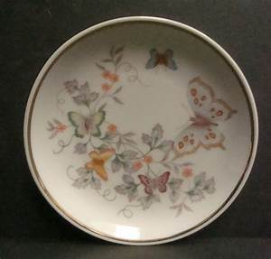 Avon Butterfly Fantasy Two Porcelain Dishes and One ...
