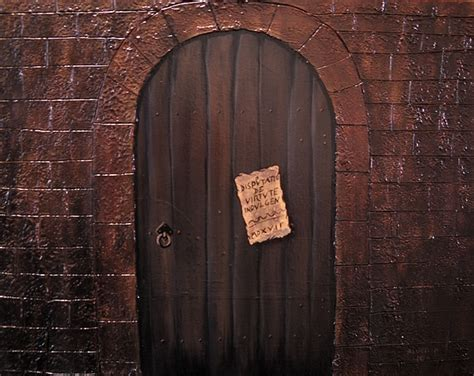Why thesis statement is hardest but most fundamental part of work. The 95 Theses Painting by Edwin Alverio