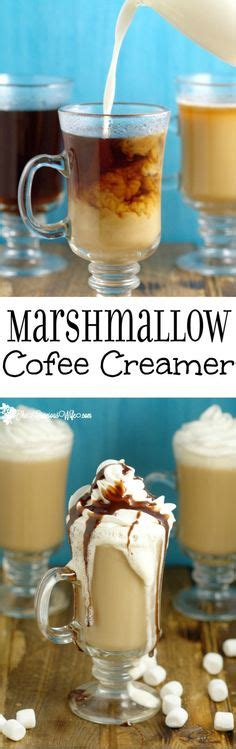 Depending on whether or not you like marshmallows, this one will be a hit or a miss. Homemade Marshmallow Coffee Creamer | Coffee creamer ...