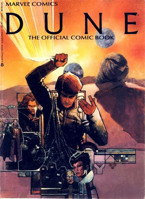 Dune (1984) Dune  The Official Marvel Comics Adaptation