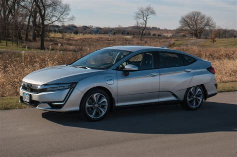 2018 Honda Clarity Plug-In Hybrid: early owner's first ...