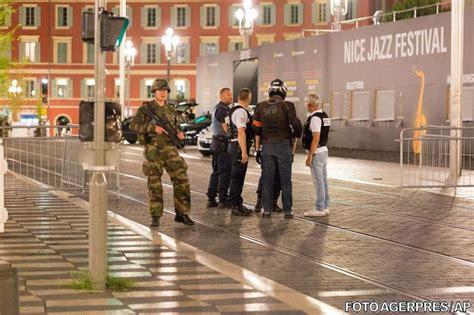Atac de Ziua Frantei la Nisa: Niciun roman nu a murit, exista doi raniti