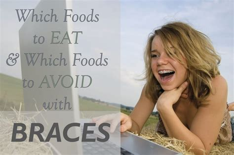 Many people who have braces or are considering getting braces have heard of the forbidden foods list that they will have to adhere to while undergoing here at jacobson & tsou orthodontics in vernon hills and chicago, il we have some recommendations when it comes to foods you should. Food To Avoid & Eat With Braces   Parkside Family Dental