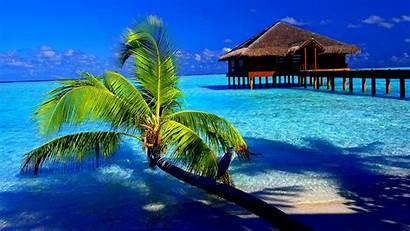 Tropical Desktop Islands Wallpapers Backgrounds Computer Wallpapersafari