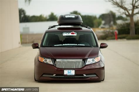 Honda Odyssey Bisimoto by Burnouts For All The Family The 1029hp Minivan Speedhunters