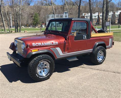 Jeep Scrambler For Sale Bat Auctions Closed