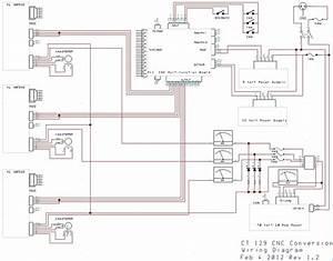 Ct129 Cnc Conversion Wiring Diagram