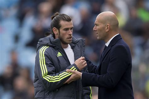 Man City vs Real Madrid: Gareth Bale did ask to be left ...