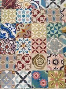 Carrelage Imitation Carreau De Ciment Patchwork by Patchwork Al 233 Atoire De Mosaic Del Sur Carreaux De Ciment