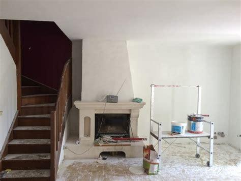 comment transformer une cuisine rustique en moderne couleur pour cheminée