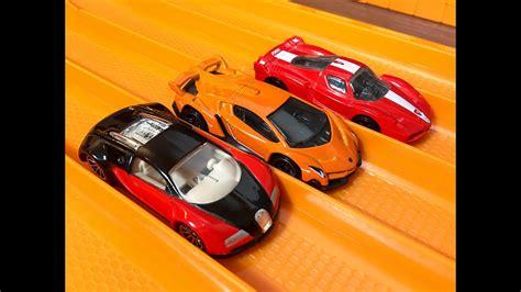 Bugatti Veyron Vs Ferrari Fxx Vs Lamborghini Veneno
