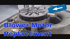 Hvac Service- Blower Motor Replacement And More