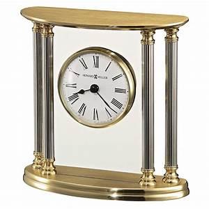 Howard Miller New Orleans Mechanical Table Clock 645217