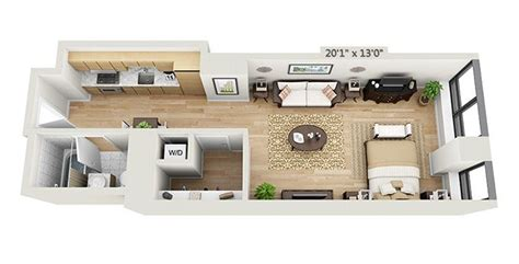 Studio Apartment Floor Plans New Yorkluxury New York City