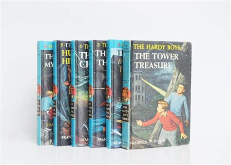 1000+ Images About Hardy Boys On Pinterest