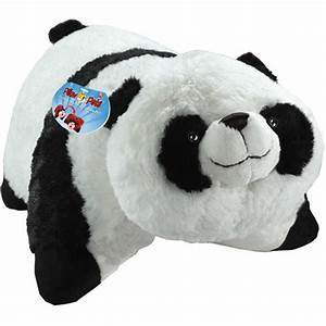 As Seen on TV Pillow Pet, Comfy Panda - Walmart.com