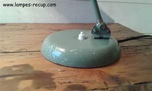 Lampe De Bureau Ancienne : interrupteur poussoir lampe ancienne ~ Teatrodelosmanantiales.com Idées de Décoration
