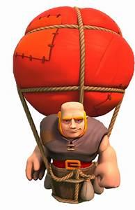 Clash Of Clans Characters Balloon | www.pixshark.com ...