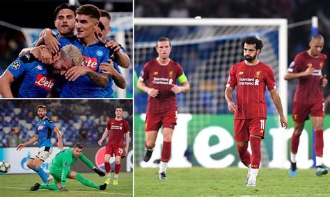 GOOGOOSKA: SSC Napoli vs Liverpool 2-0, Chelsea vs ...