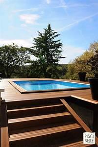 Piscine Hors Sol : best 25 piscine hors sol ideas on pinterest petite ~ Melissatoandfro.com Idées de Décoration