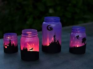 Fairy-Tale Lanterns: Printable Silhouettes - Adventure in