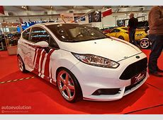 Wolf Racing Ford Focus ST 370 Estate at Essen 2013 [Live